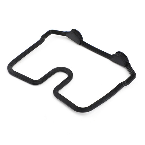 Cylinder Head Cover Gasket Fit For Honda NX 250 NX250 AX-1 1988-1995 # 12391-KW3-000 Black