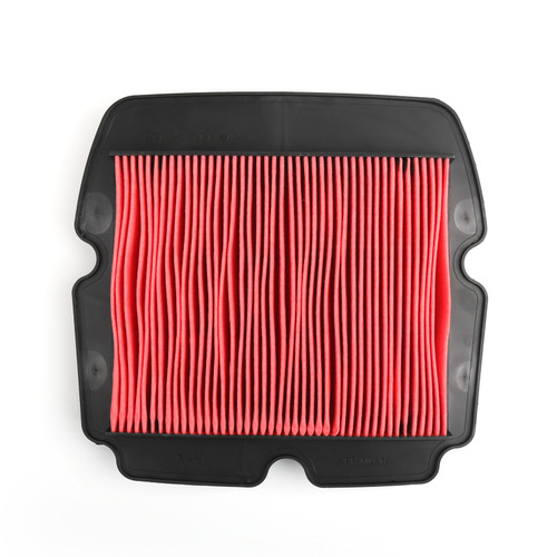 Air Cleaner Air Filter Fit For Honda Goldwing 1800 GL1800 01-14 Red