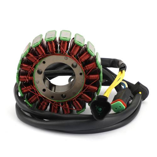 Alternator Magneto Stator Fit For Can-Am DS 450 2008-2015 14 13 12 11 10 09 Repl.# 420296323