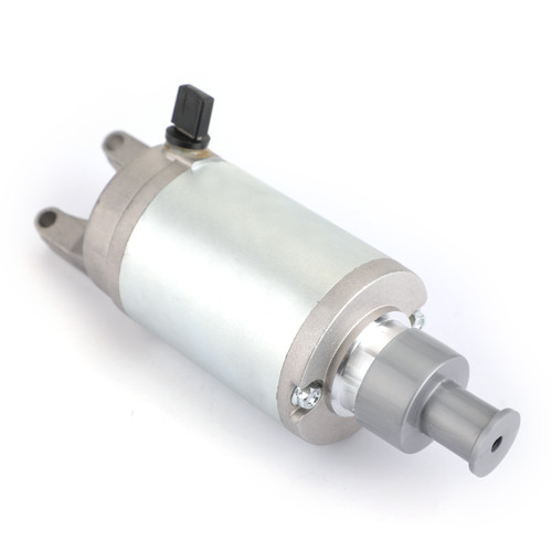 Electric Starter Motor Fit For Suzuki GSF400 GSF600 GSF650 GSX400 GSX600 Silver