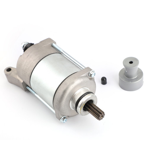 Electric Starter Motor Fit For Honda CRF230 CRF230F 08-17 CRF230L 08-09 CRF230M 2009 Silver