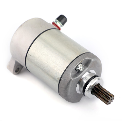 Electric Starter Motor Fit For Polaris Ranger Crew 500 Scrambler 500 3084981 Silver