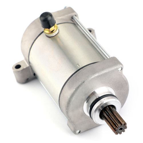 Electric Starter Motor Fit For Yamaha YFM400F YFM450/F YFM600F YFM660FA Silver