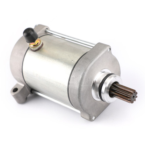 Electric Starter Motor Universal Fit For Yamaha YFM Raptor 700R Grizzly YXC700 YXM700 YXR700F Silver