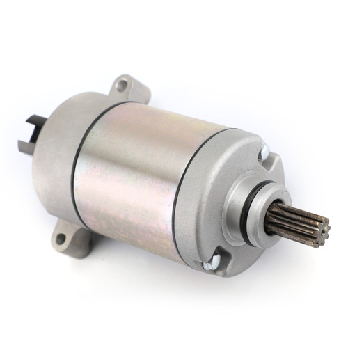 Electric Starter Motor Universal Fit For Yamaha YFM550FWA Grizzly 550 09-15 YFM700 EPS Hunter Silver