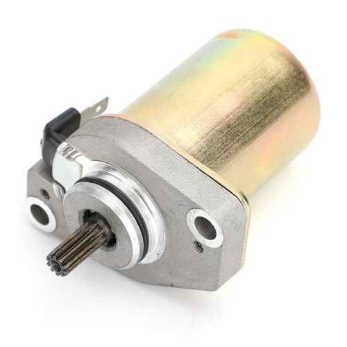 Starter Fit For Aprilia Amico 50 90-99 Area 51 50 98-02 Gulliver 95-99 Rally 50 95-04 SR 50 92-02 Scarabeo 50 DT 94-02 Scarabeo 93-05 Gulliver 50 94 Gold