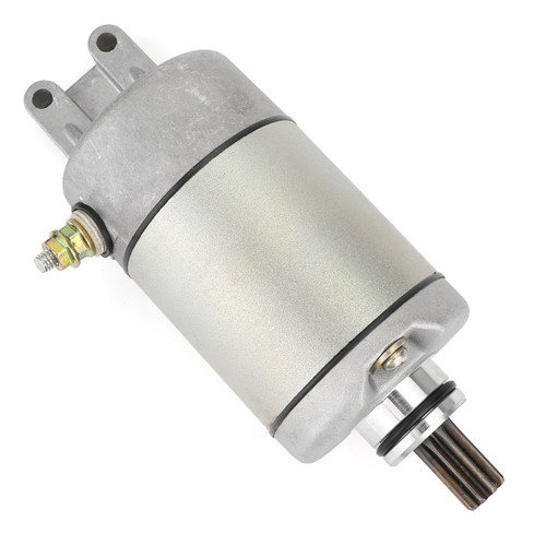 Starter 420684280 420684282 Fit For BOMBARDIER CAN-AM Outlander 330 400 450 EFI 2x4 Silver