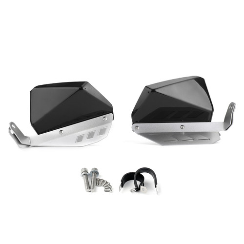 Feet Fender Cover Mudguards Feet Protection Fit For BMW R1200GS LC 13-18 LC ADV 14-18 Black