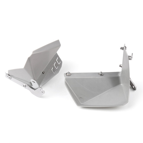Feet Fender Cover Mudguards Feet Protection Fit For BMW R1200GS ADV, Gunmetal