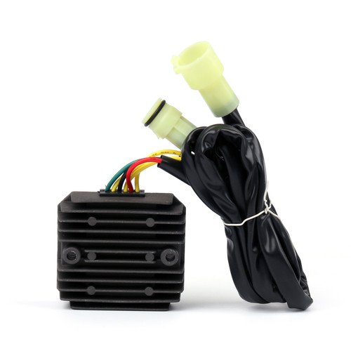 Regulator Voltage Rectifier Fit For Honda ATV TRX350 EX/D Fourtrax (86-89,07-09) TRX250 (85-87) 31600-HM3-A61  YHC-087