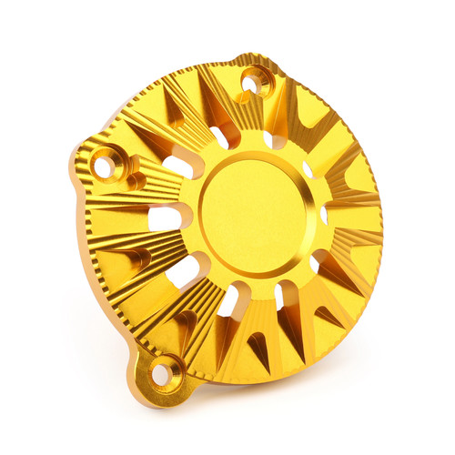 CNC Aluminum Engine Stator Cover Guard Protector Fit For Kawasaki Z900 (2017) Gold