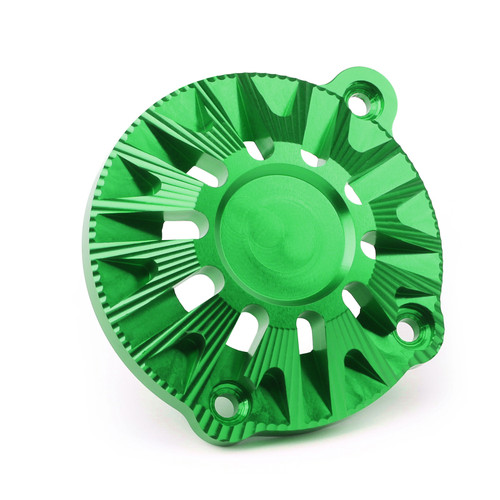 CNC Aluminum Engine Stator Cover Guard Protector Fit For Kawasaki Z900 (2017) Green