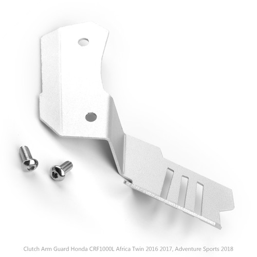 Clutch Arm Guard Fit For Honda CRF1000L Africa Twin 2016-17 Adventure Sports 2018 Silver