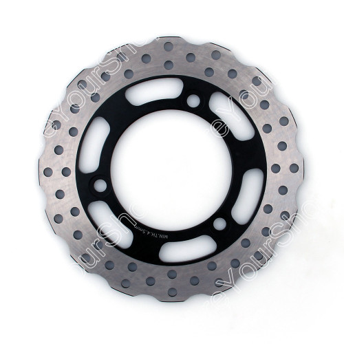 Rear Brake Disc Rotors Fit For Kawasaki Ninja EX250 250R 08-12