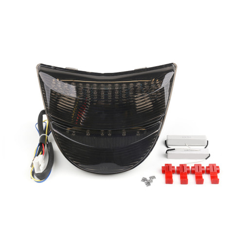 Integrated LED TailLight Turn Signals Fit For Honda CBR 954 2002-2003 Smoke