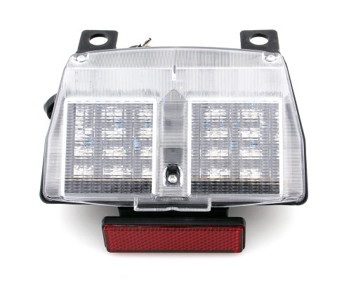 Integrated LED TailLight Turn Signals Fit For Ducati 748/916/996/998/998R Clear