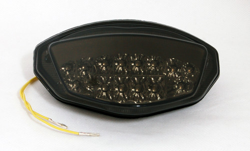 Tail Light with integrated Turn Signals Fit For Suzuki GSXR 1000 (2007-2008) Smoke
