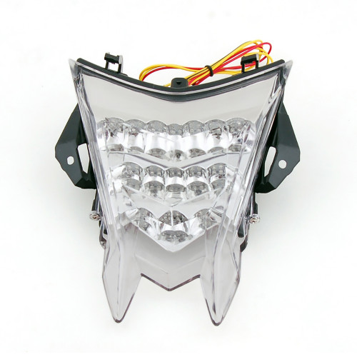 LED Taillight integrated Turn Signals Fit For BMW BMW S1000RR HP4 S1000R Clear
