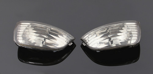 Front Turn Signals Lens Fit For Triumph Sprint ST 2005-2007 Smoke
