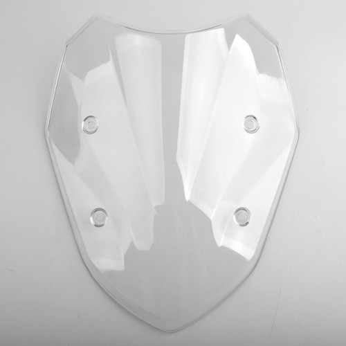 ABS Windscreen Windshield Fit For BMW S1000XR 2014-2018 Clear