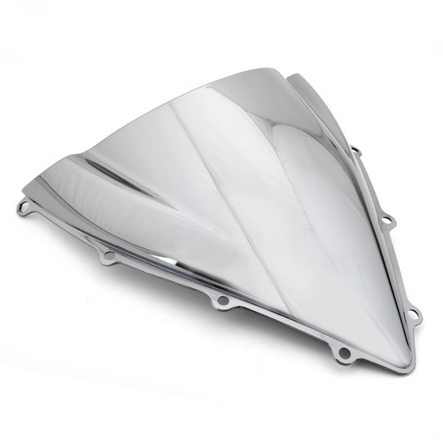 ABS Windscreen Windshield Fit For MV Agusta F3 800 675 Wind Screen 2012-2017 Chrome