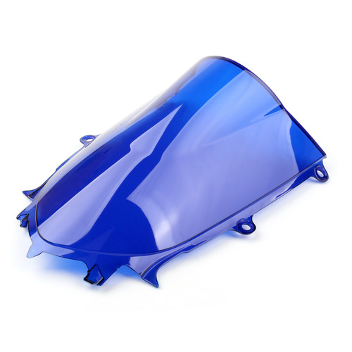 ABS Windshield WindScreen Fit For Yamaha YZF 600 R6 (2017 2018) Blue