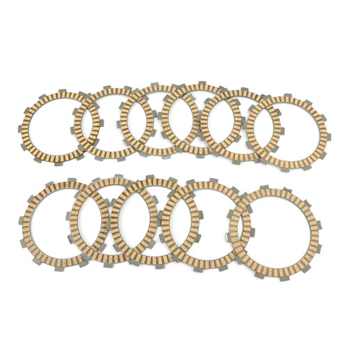 Clutch Plate Kit - Friction Plates Fit For Yamaha XV1900/A/AS/CT/CU