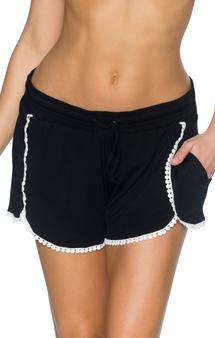 Black Island Shorts