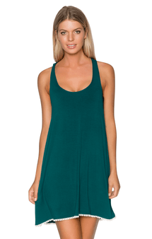 Star Gazer Dress - Jade