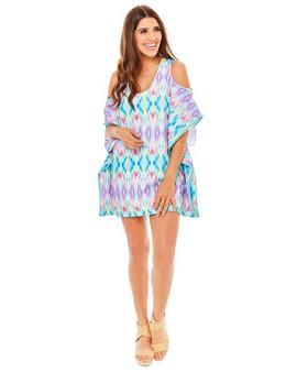 Mambo Cover-up Dress - Sunburst