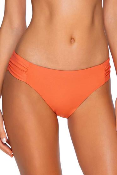 Tropical Coral Femme Fatale Bottom
