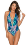 Pacific Oasis Plunge Solana One Piece