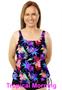 Mastectomy Blouson Tankini Top - 2020 Collection!