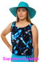 Mastectomy Wear Your Own Bra Tankini Top - 2022 Collection Now Available!