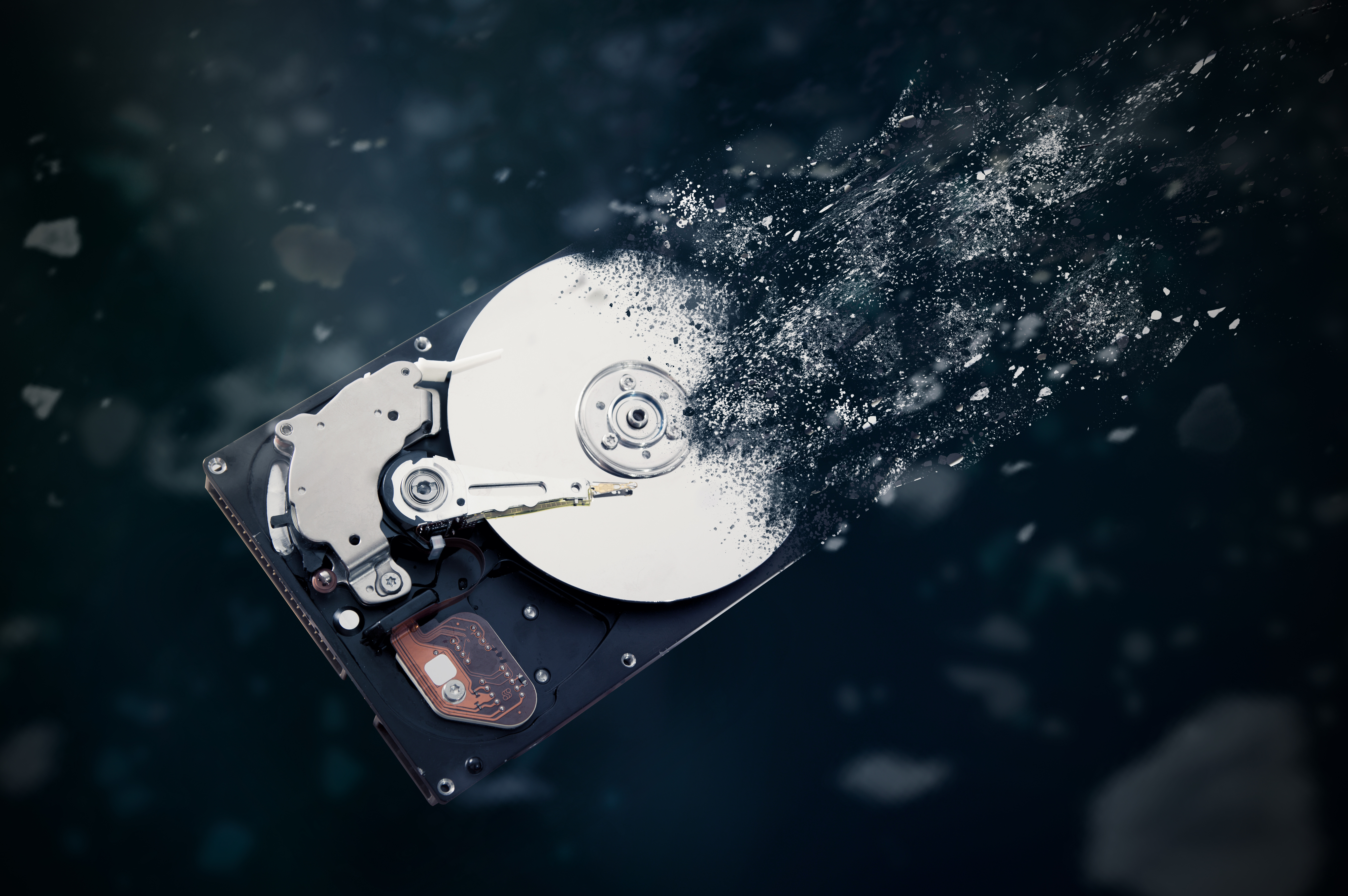 Certified DoD Data Destruction