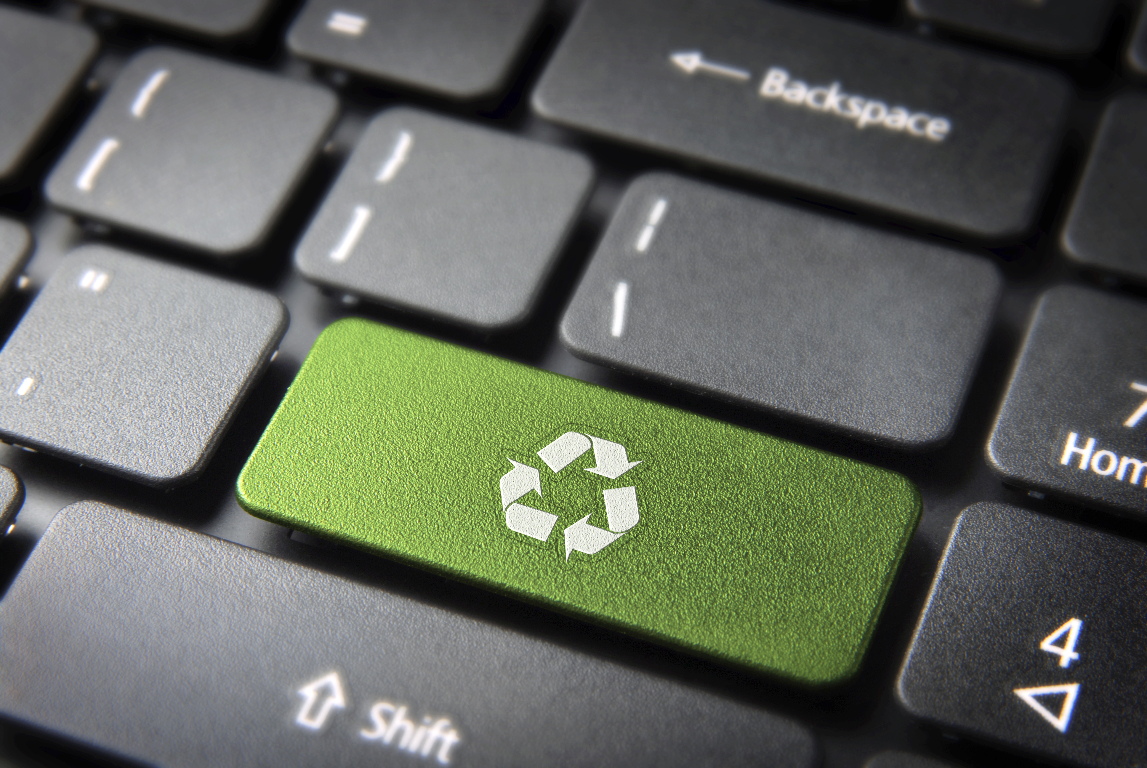 PCSP is happy to recycle your used IT hardware