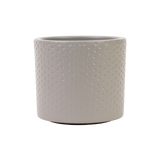 Small Dotted Flower Pot