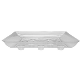 Clear Plant Saucer