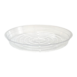 Clear Plastic Saucer