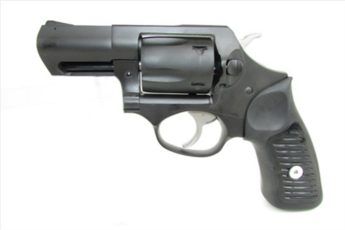 Ruger SP101 Double-Action Black .357 MAG 5779