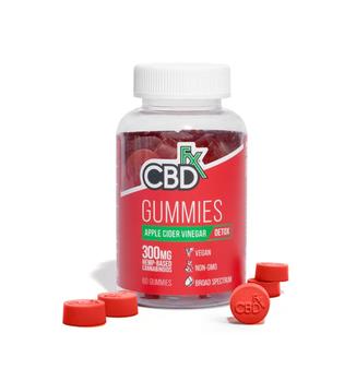 CBD Gummies with Apple Cider Vinegar