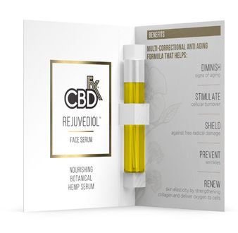 CBD Oil Face Serum – Rejuvediol™ – Trial Size