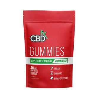 CBD Gummies ACV 40mg (8ct Pouch)