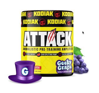 Attack Pre-Workout