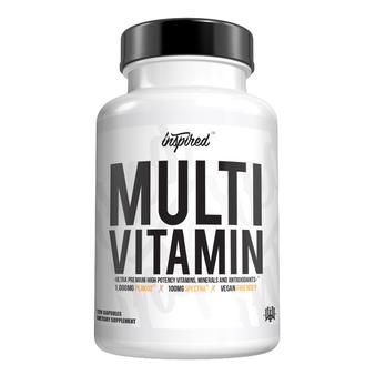 Inspired Vegan Multivitamin