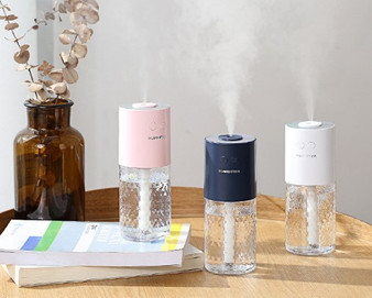 Portable Crystal Humidifier/Diffuser