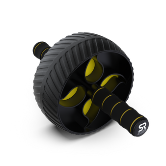 Ab wheel w/ Knee Pad