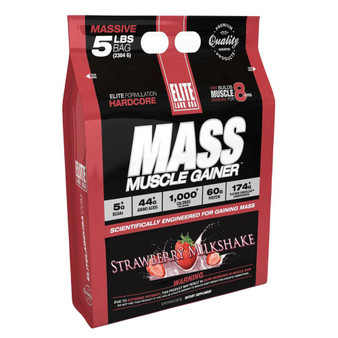Mass Muscle Gainer -5lbs
