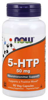 5-HTP - 50mg (90 vcaps)
