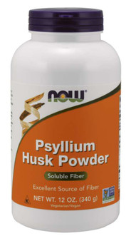 Psyllium Husk - Powder (12oz)